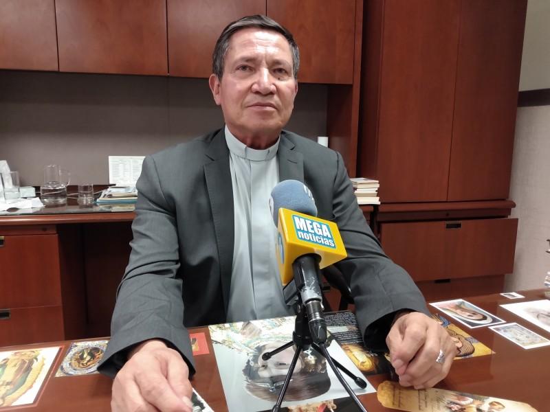 Como medida de prevención, dispensará iglesia misa dominical