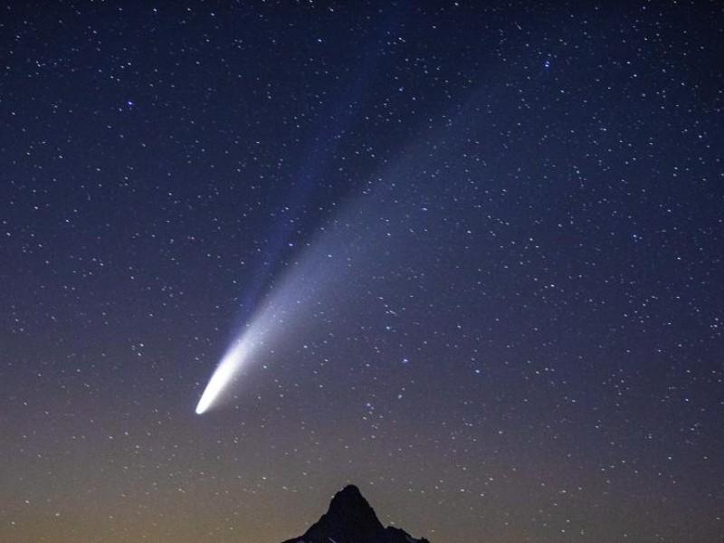 ¿Cómo ver el Cometa Neowise en México?