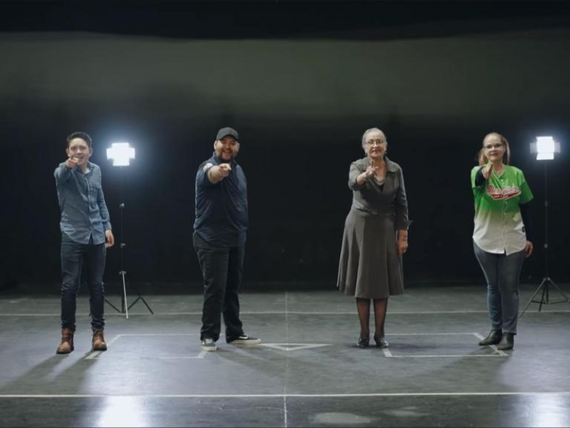 Invita Dirección de Cultura a participar en compañía de teatro