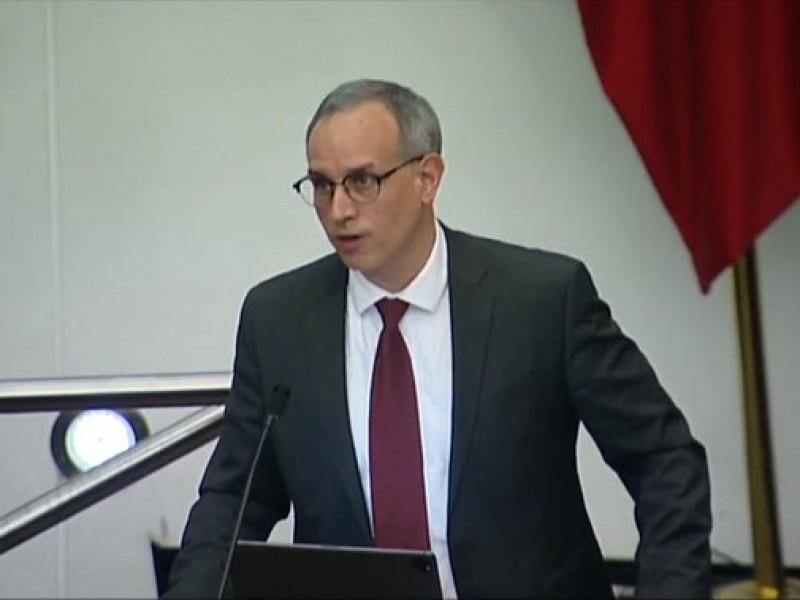 Comparece Hugo López-Gatell en el Senado