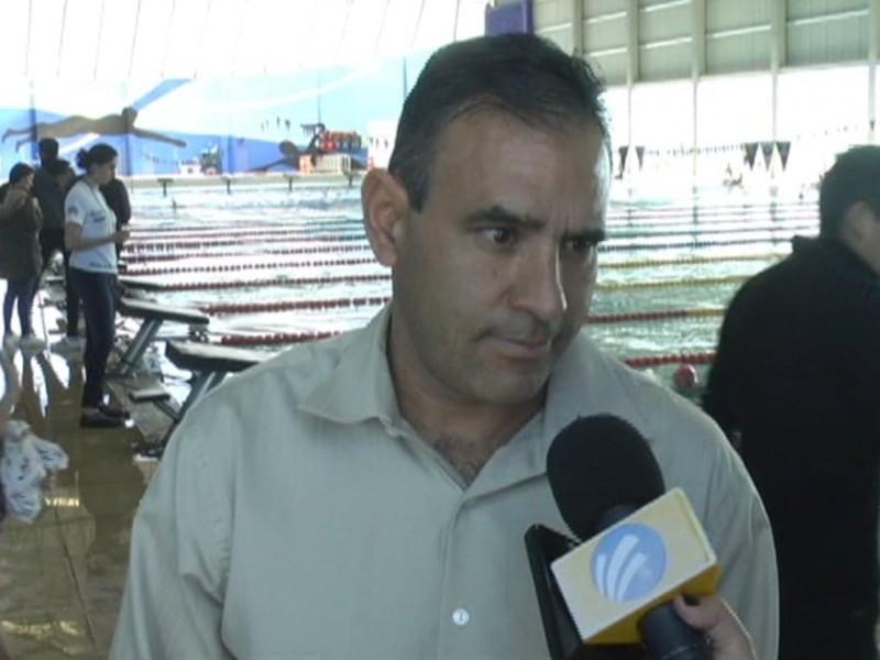 Compiten 200 nadadores en Copa Guadalupe