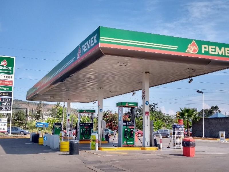 Compras de pánico ocasionaron escasez de gasolina