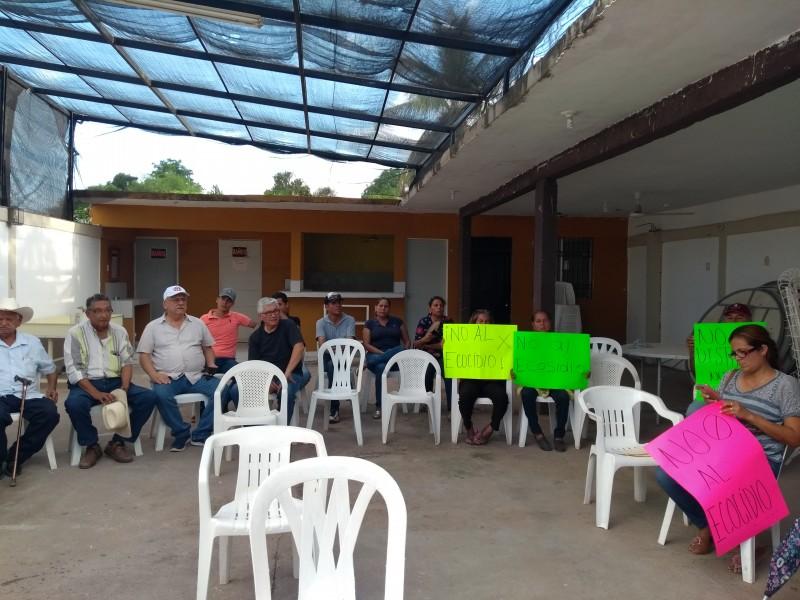 Comprometen mitigación de impacto ambiental en Río Fuerte