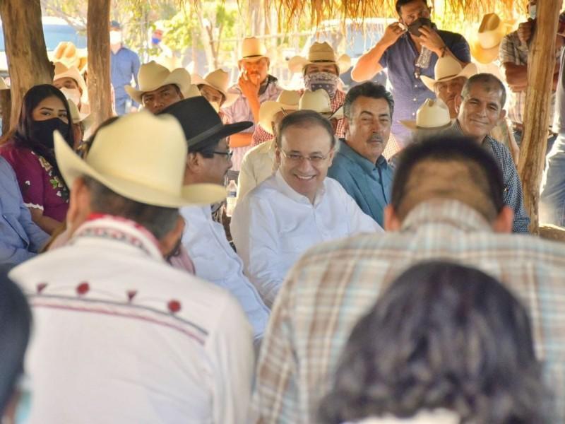 Compromiso histórico con los pueblos yaquis: