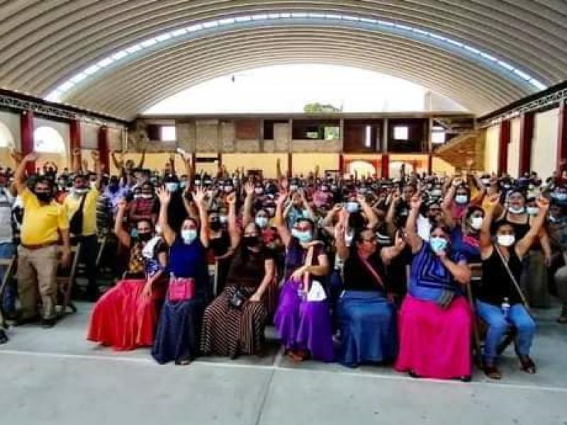 Comuneros aprueban construcción de parque industrial en San Blas Atempa