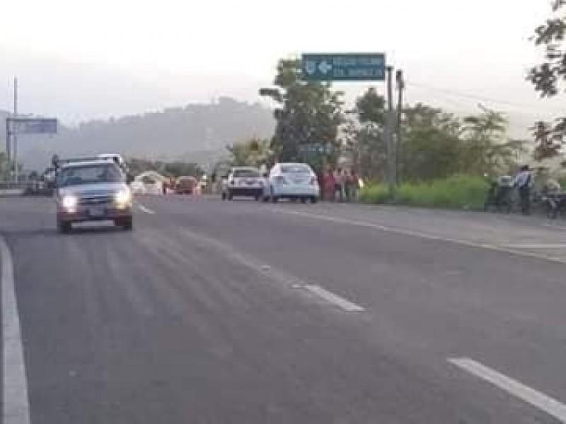 Comuneros deciden bloquear acceso a Talismán ante coronavirus