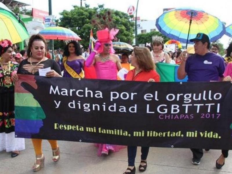 Comunidad LGBTTI más visibilidad y reconocida