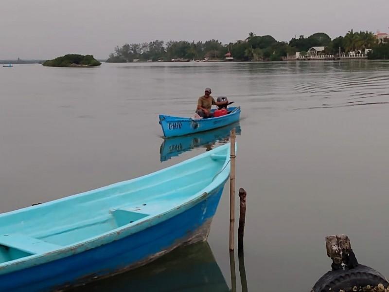 Comunidad marítima de Tuxpan atenta a Grace