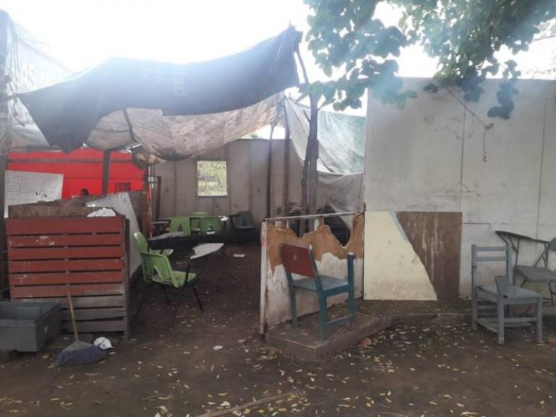 Comunidades de Mezcalapa sin acceso a TV