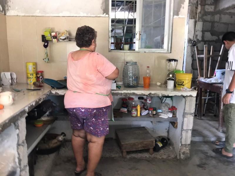Con 25 mil pesos apoyan a veracruzanos durante pandemia