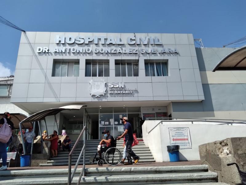 Con 491 casos detectados, Nayarit supera pico de contagios