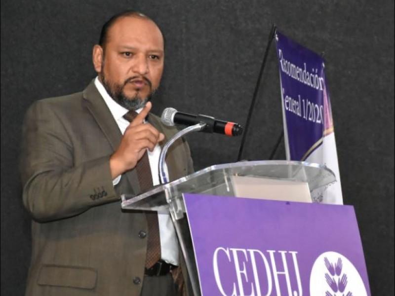 Con cifras históricas rinde informe 2019 Derechos Humanos Jalisco