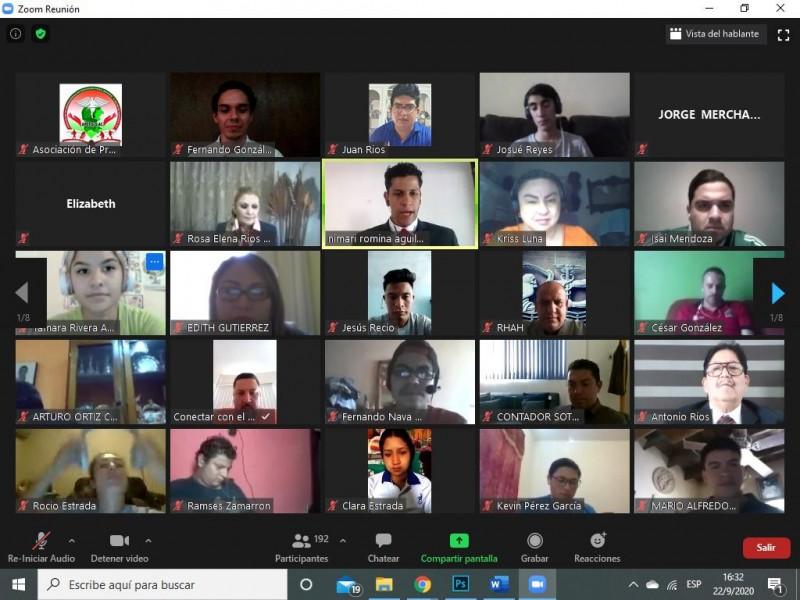 Con éxito el congreso de Educación Física virtual