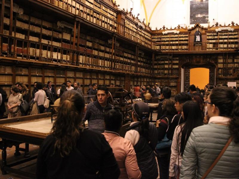 Con éxito, primer #NocheDeMuseos de 2019 en Puebla