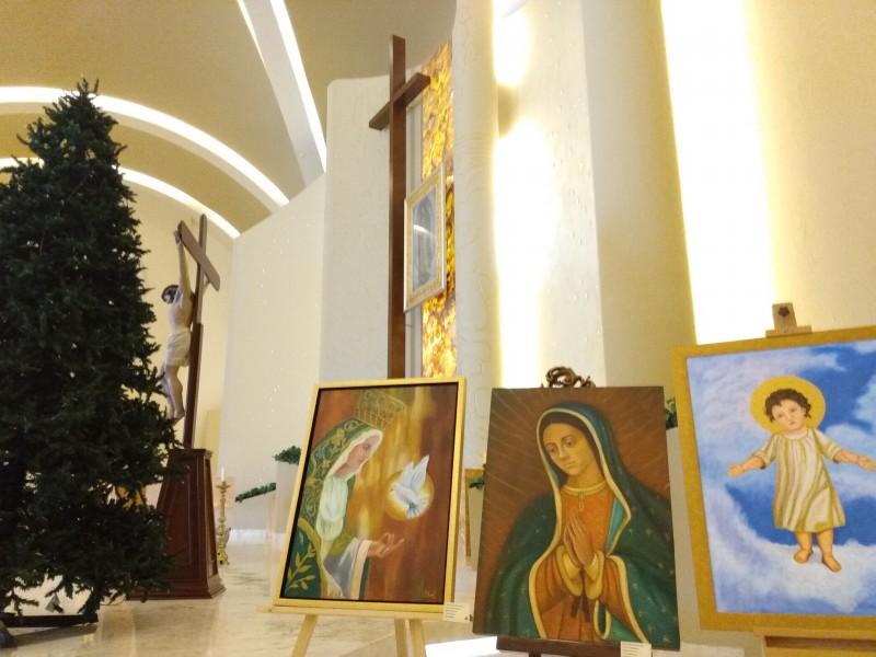 Con kermés de la Virgen, colocarán paneles solares
