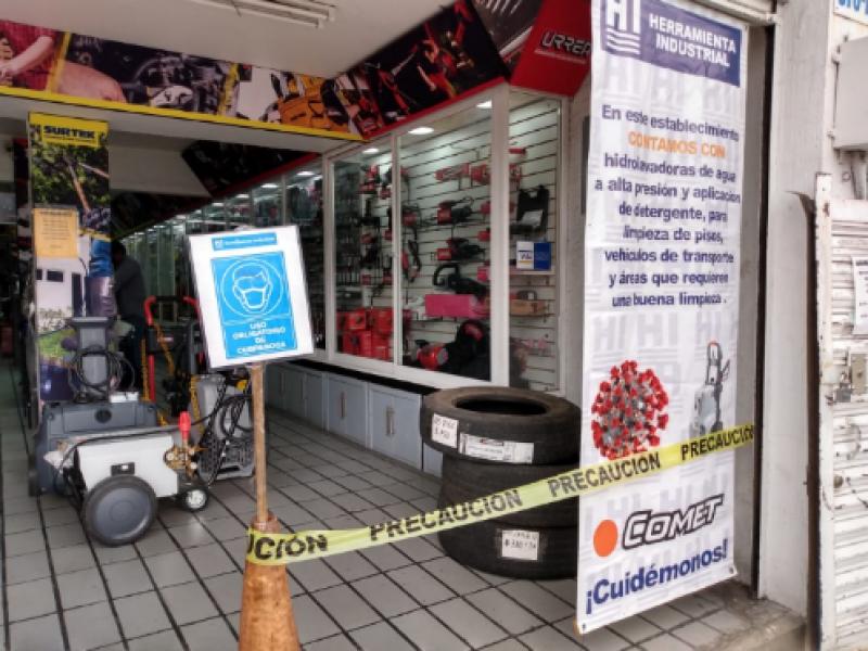Con la pandemia, crece el robo de comercios en Michoacán