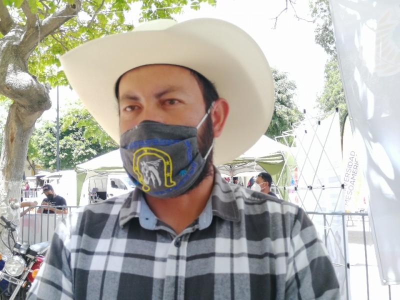 Con mil hectáreas sembradas continúa despuntando el campo de Cuayucatepec