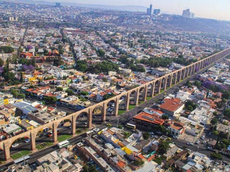Con o sin recursos garantiza Luis Nava seguridad en Querétaro