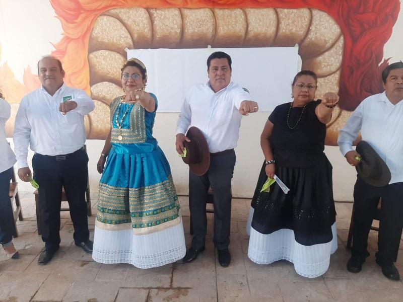 Con planilla ciudadana David Ricárdez busca reivindicar a Tehuantepec