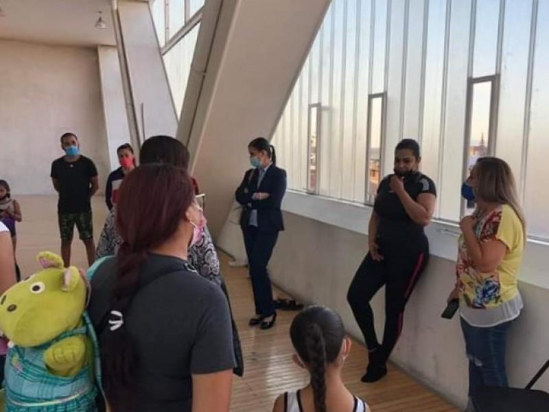 Con protocolos sanitarios, reanuda talleres Centro Regional de las Artes