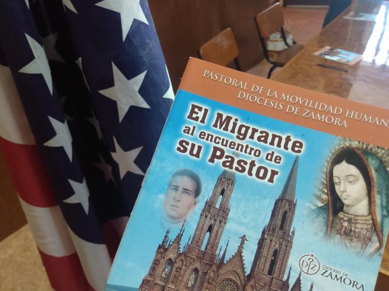 Con restricciones sanitarias, realizarán misa por día del migrante