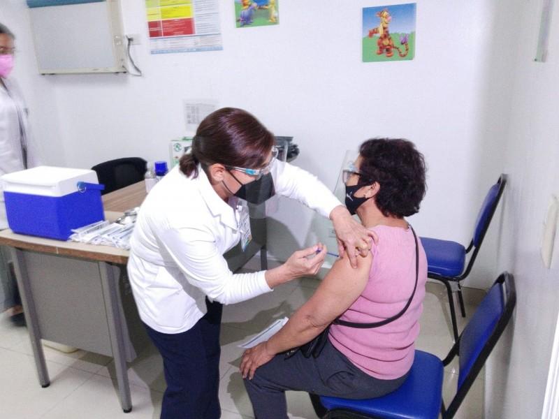 En Lerdo arrancó la vacunación contra el Covid-19