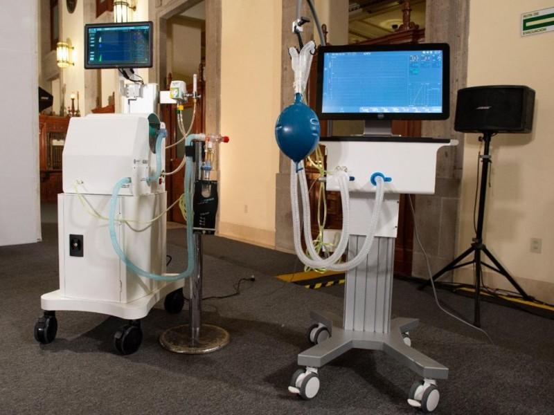 Conacyt presenta los ventiladores Ehécatl y Gätsi contra el Covid-19