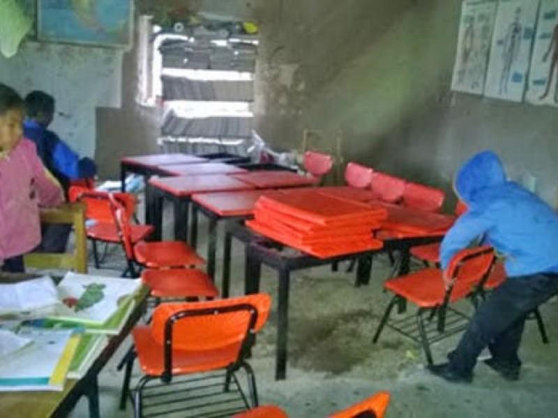 CONAFE: visitas semanales y llamadas telefónicas el regreso a clases