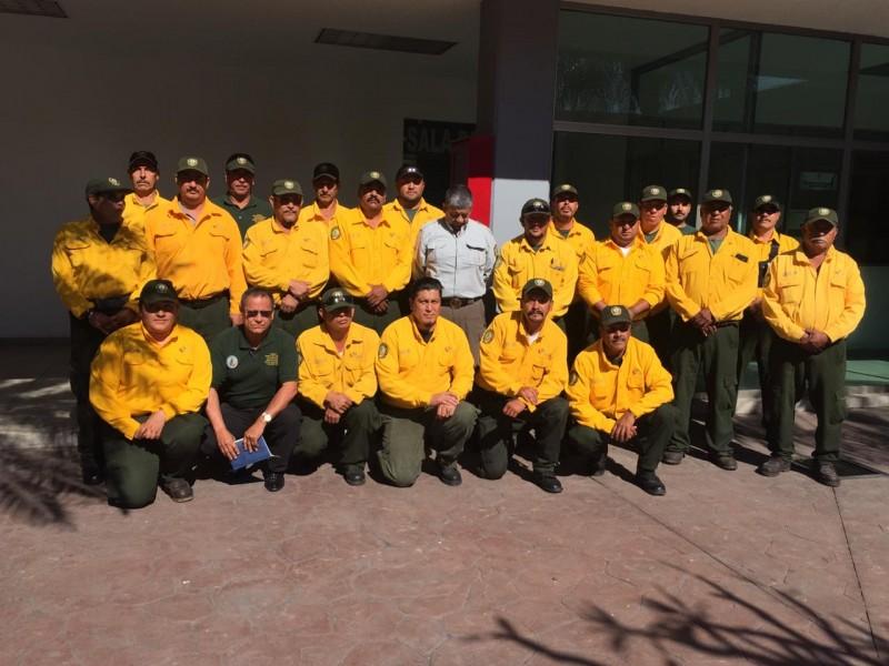 Conafor inicia planeación de estrategias contra incendios forestales
