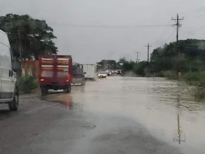 CONAGUA emite recomendaciones ante incremento del Río