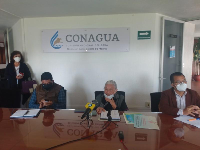CONAGUA y asociaciones civiles van por rescate del río Lerma