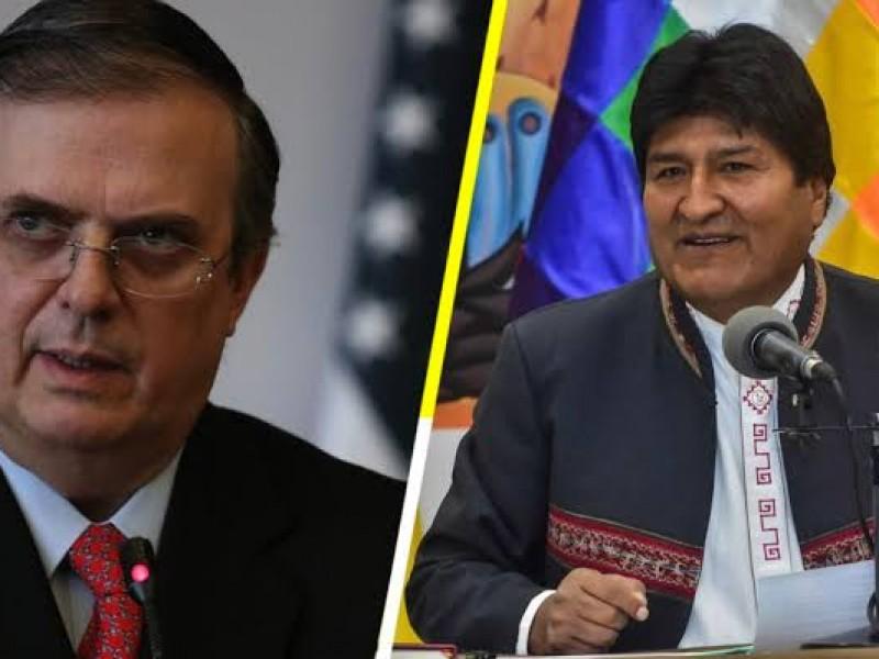 Concede México asilo político a Evo Morales