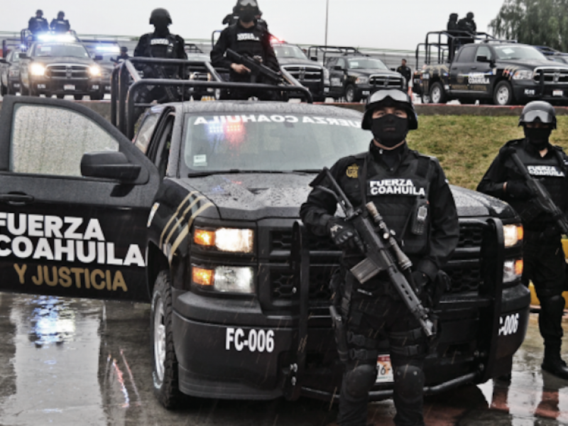 Concentra Fuerza Coahuila 53% de quejas ante DH