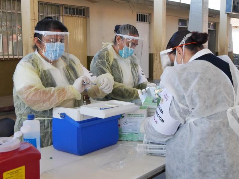 Concentran cuatro municipios de Michoacán la mayor cantidad de contagios
