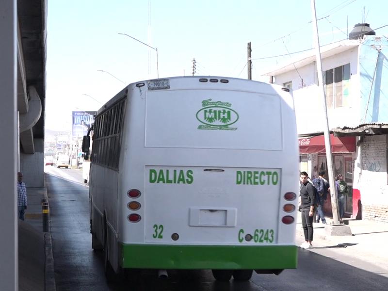 Concesionarios acusan; Es elevada la tarifa del Metrobús Laguna