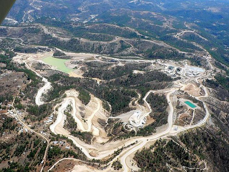 Concesiones mineras contaminan y generan inestabilidad