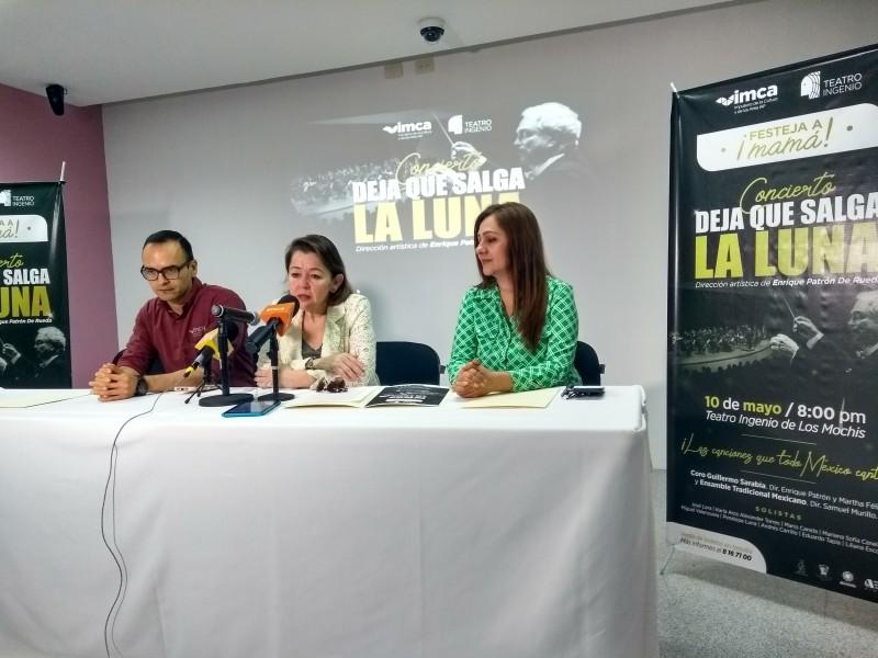 Concierto de música mexicana en Teatro Ingenio