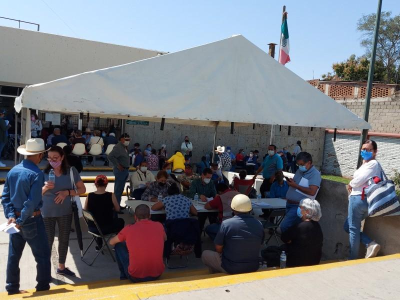 Concluye aplicación de vacunas Covid en Puerto Vallarta