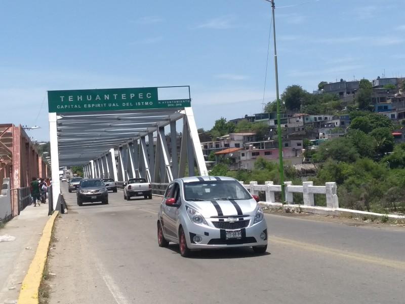 Concluye bloqueo carretero en Tehuantepec