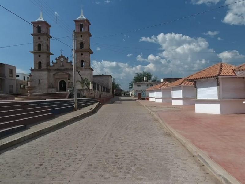 Concluye construcción de mercado en Puente de Camotlán