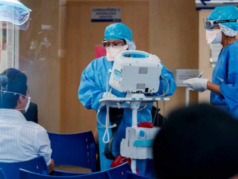 Concluye convenio con hospitales privados por Covid-19