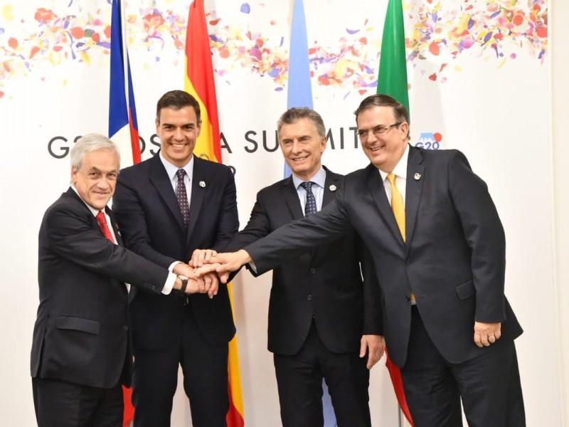 Concluye cumbre del G20