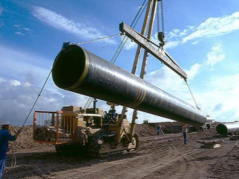 Concluye  primera etapa de gasoducto Texas-Tuxpan