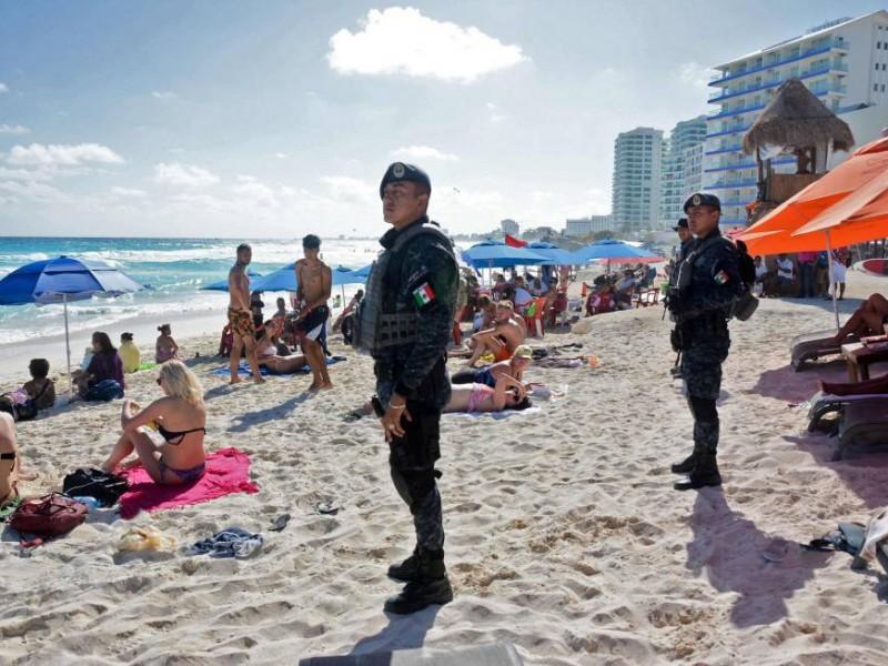 Concluye mañana operativo de seguridad en playas mexicanas