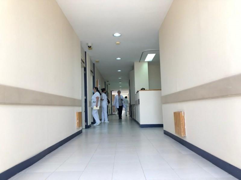 Concluye reconversión del hospital del Niño y la Mujer
