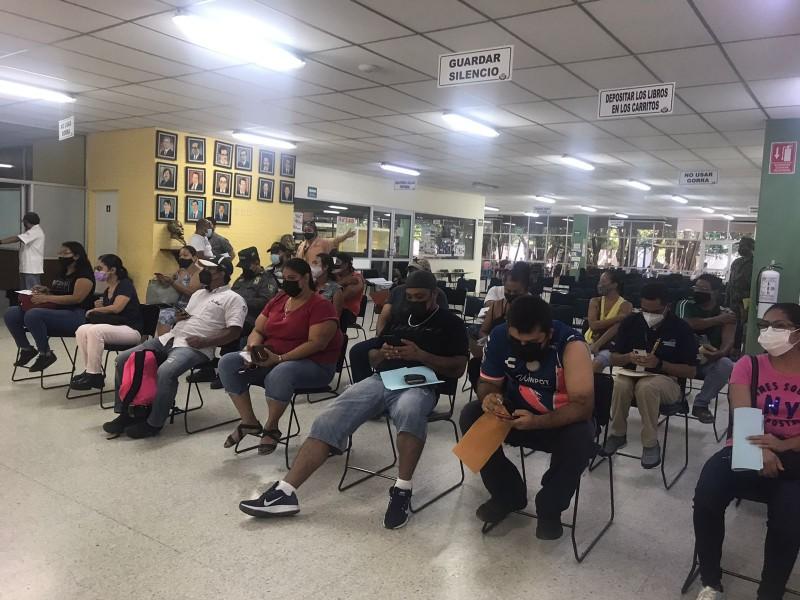 Concluye vacunación de 30 a 39 años en Veracruz