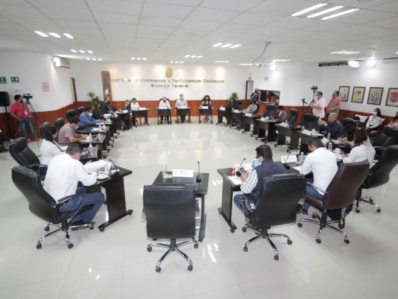 Concluyen cómputo de votos en elecciones intermedias de Chiapas