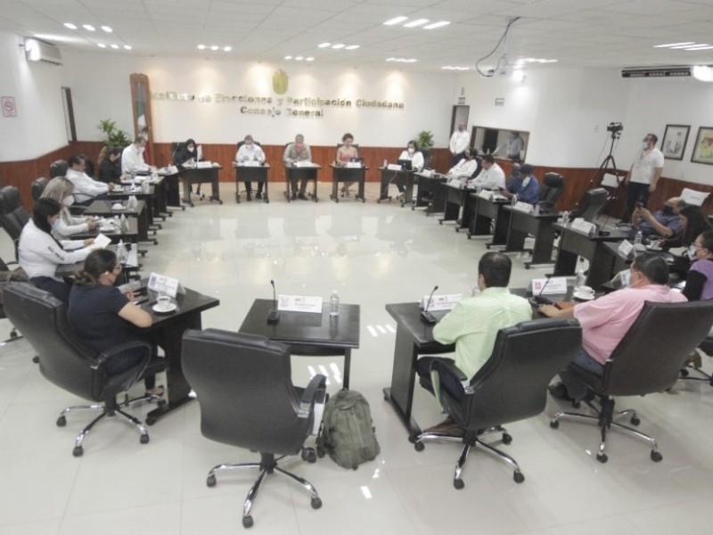 Concluyen cómputos de votos en diputaciones locales