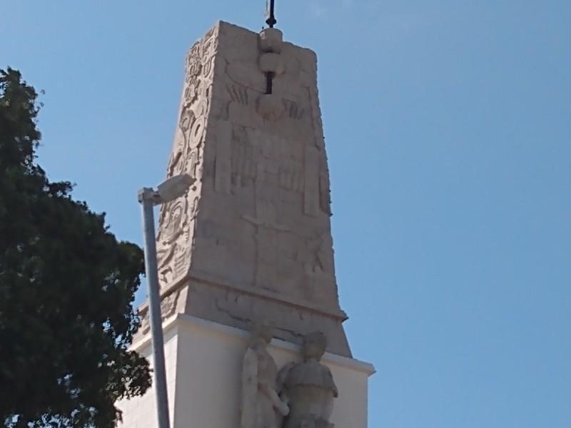 Concluyen obras de restauración de monumento histórico