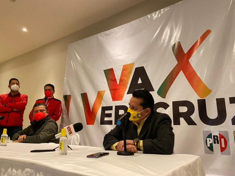 Concreta PRD Y PRI alianza local para las próximas elecciones